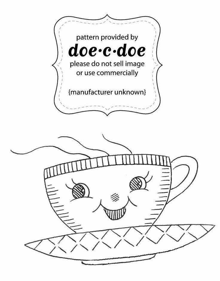 Happy teacup