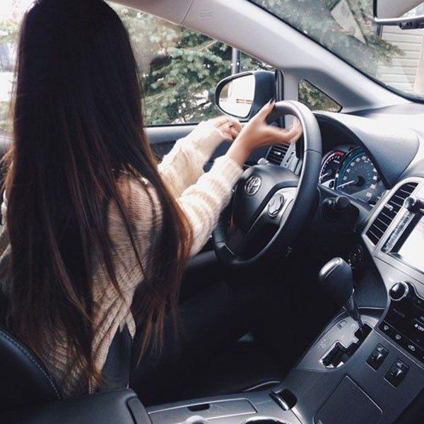 Соседка найти фото девушек брюнеток вид сзади в авто