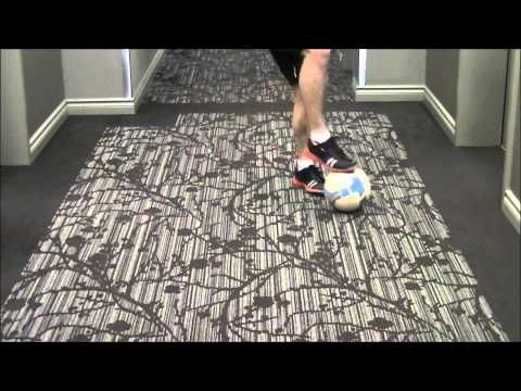 Indoor Soccer Skills Part 2 - YouTube