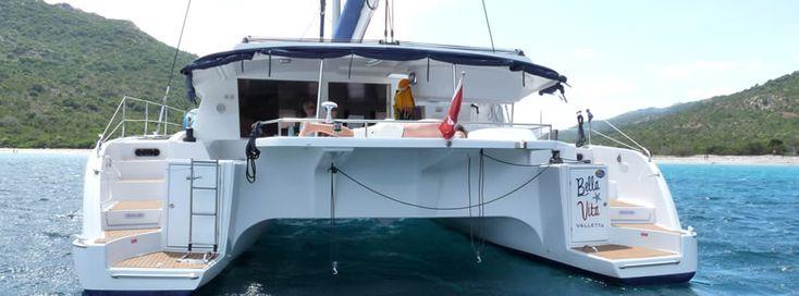 Sardegna Costa Smeralda a bordo di Bella Vita K6Yachting.com