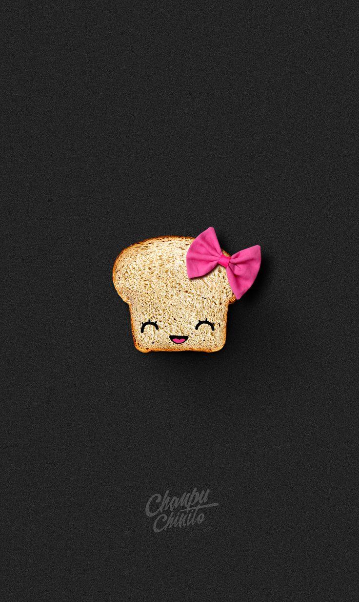 Mrs. Little Bread Slice