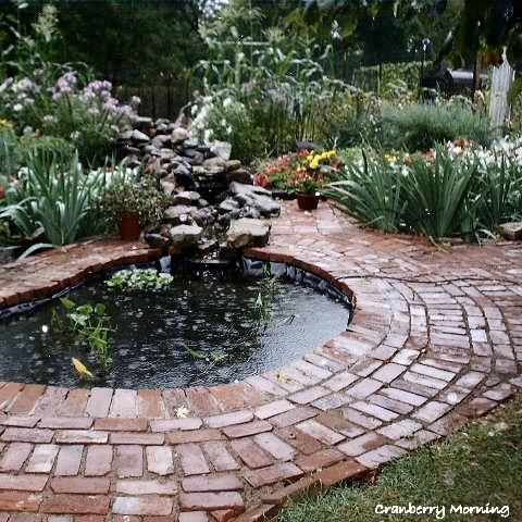 437 best small garden ponds images on pinterest for Diy water pond