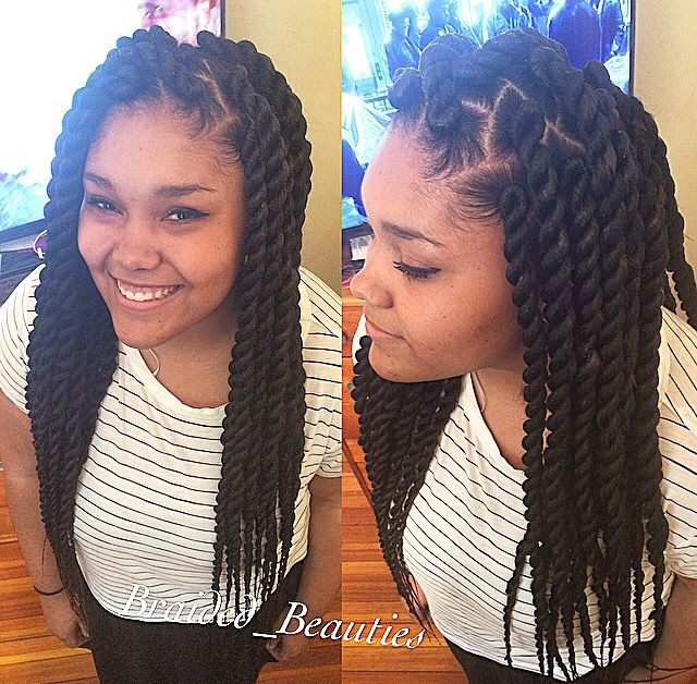 ***Try Hair Trigger Growth Elixir*** ========================= {Grow Lust Worthy Hair FASTER Naturally with Hair Trigger} ========================= Go To: www.HairTriggerr.com ========================= How Cute are Her Twists Though!