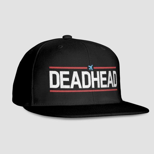 Deadhead - Snapback Cap