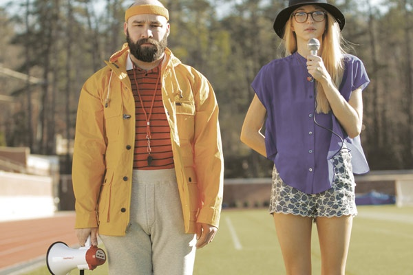 Need Supply Co's Spring Lookbook is Wes Anderson-inspired. It's very very enjoyable.
