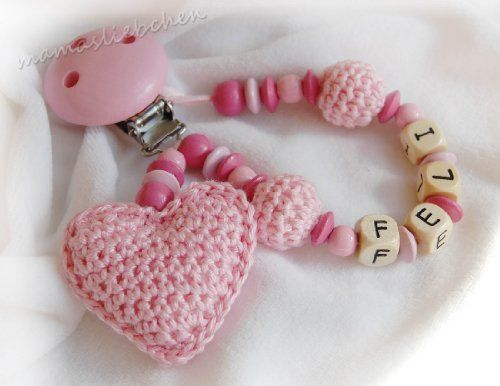 Personalized pacifier clip model 10889, handmade by mamasliebchen mamasliebchen,http://www.amazon.com/dp/B009CJD0ZW/ref=cm_sw_r_pi_dp_CeKltb1DQ3FP8CT7