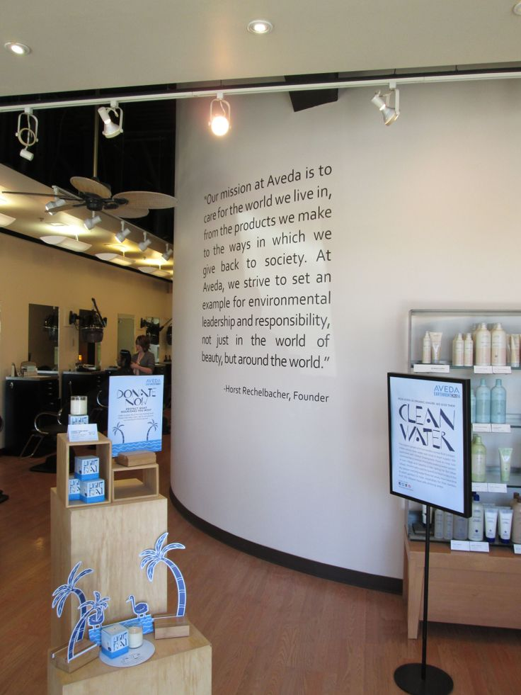 1000 images about salon spa on pinterest finished for A mission statement for a beauty salon