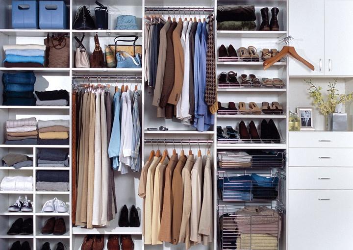 Open Concept Reach In Wardrobe   TransFORM   The Art Of Custom Storage  Transformhome.