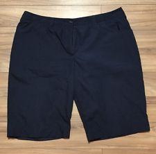 Tilley Womens Shorts Navy Size 18 | eBay