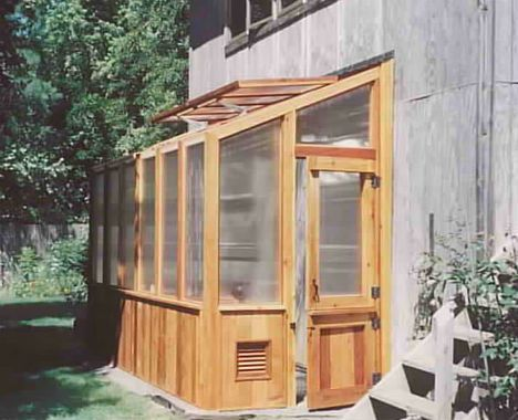 Best 25 lean to greenhouse ideas only on pinterest for Lean to shed attached to house