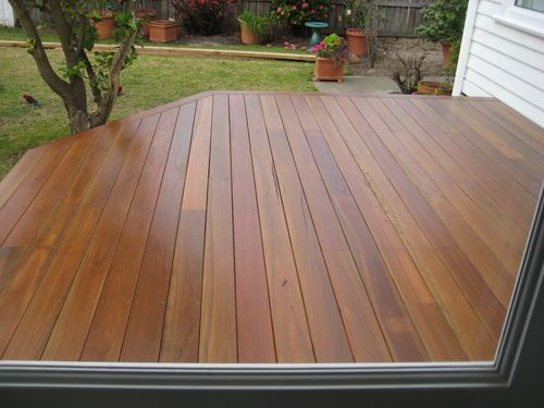Spotted Gum | Decking | Product Range | Gippsland Treated Pine