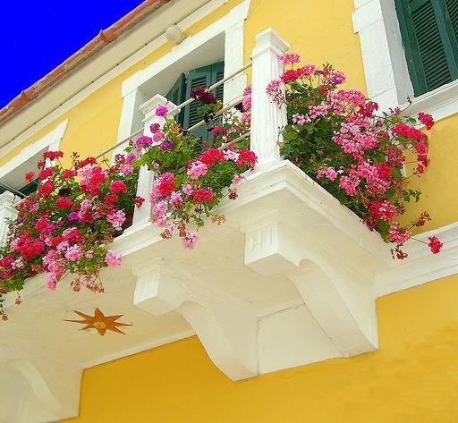 Beautiful balcony - Thessaloniki , Greece