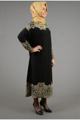 Beyza Muhterem Elbise Altın