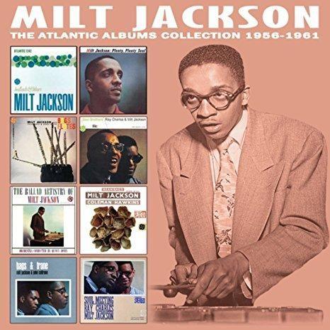 Milt Jackson - The Atlantic Albums Collection: 1956-1961