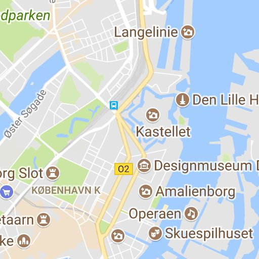 All my favorite places in Copenhagen, conveniently arranged on one map. Restaurants, bars, cafes - you'll find what you're looking for, links to posts included!