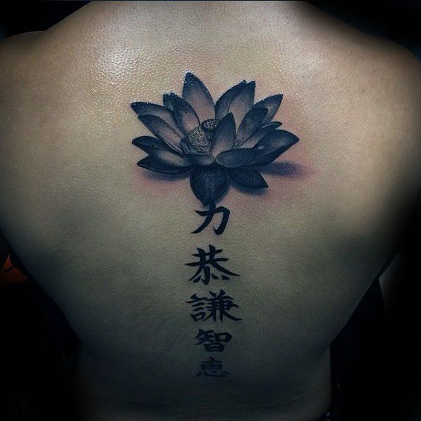 100 Lotus Flower Tattoo Designs For Men - Cool Ink Ideas
