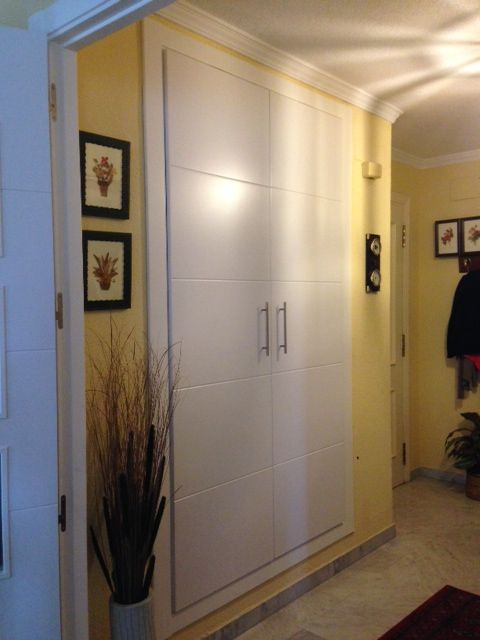 13 best armario images on Pinterest | Sliding doors, Bedrooms and ...