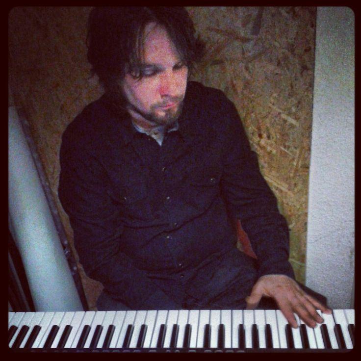 Viktor a.k.a. 'Bartók'  #Piano #BurkusKoenig's practice room.
