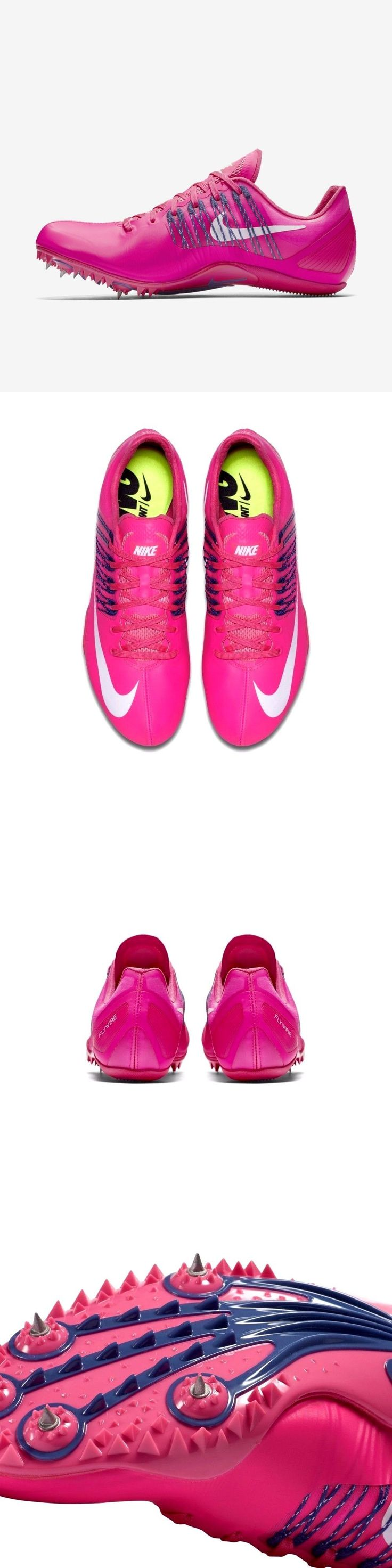 Track and Field 106981: New Nike Zoom Celar 5 Sprint Track Spikes Hyper Hot Pink 629226-615 Mult Sizes -> BUY IT NOW ONLY: $31.6 on eBay!