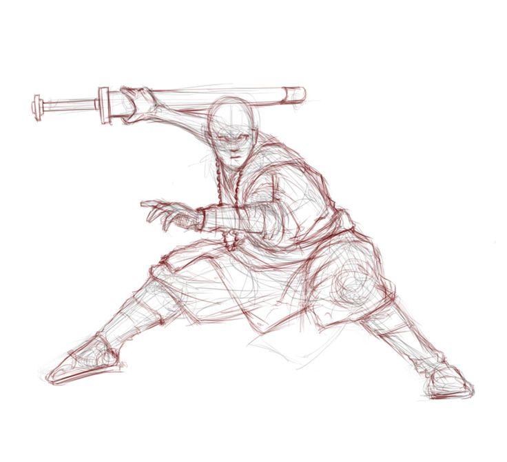 Monk Guardian
