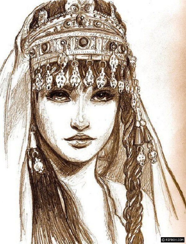 homme berbère | Femme Berbère, beauté et distinction | Galerie d'images