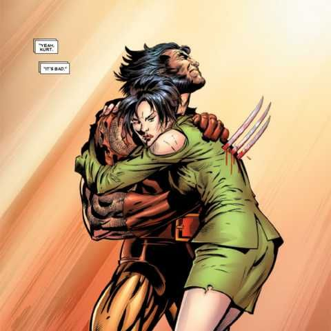 Mariko Yashida Known as Wolverine's true love, she was mercy killed by him after she was poisoned.