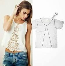 Risultati immagini per allargare maglietta elasticizzata