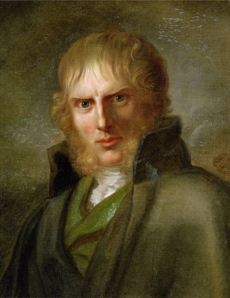 caspar david friedrich self portrait - Google Search