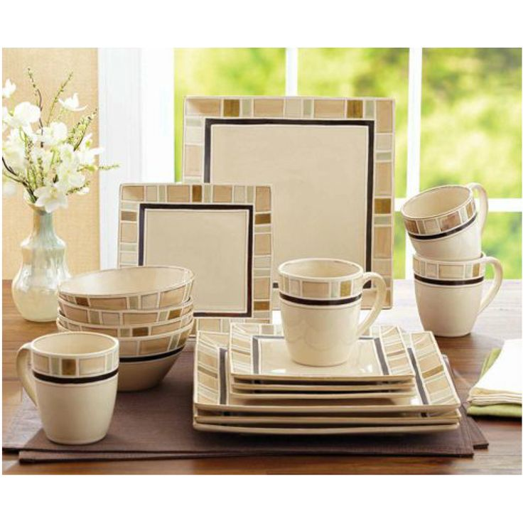 Better Homes And Gardens Dinnerware Better Homes And