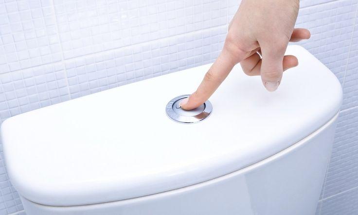 ¿Sabes cómo limpiar el tanque del inodoro?