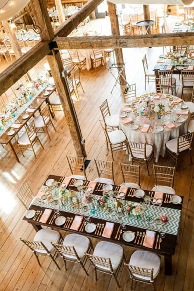 best wedding reception seating layouts a brit & a blonde photo