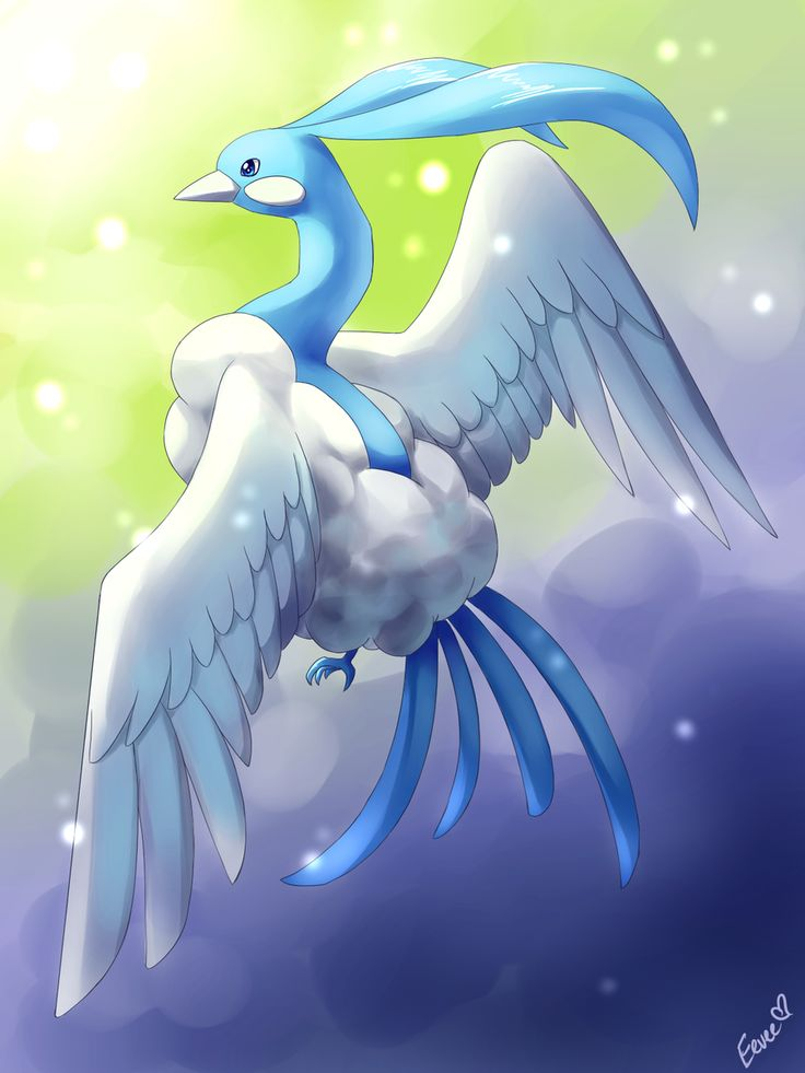 Altaria, the Humming Pokemon by *ShinyEeveee on deviantART