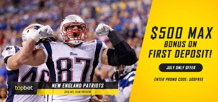 An in-depth betting analysis of the New England Patriots ahead of the 2016-17 NFL football season, courtesy of TopBet, America's favorite…