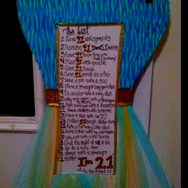 17 Best Images About 21st Bday! On Pinterest