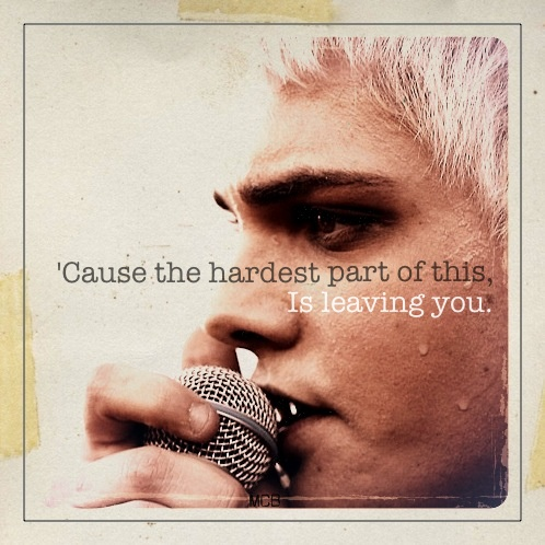 "My Chemical Romance | ""Cancer"" 