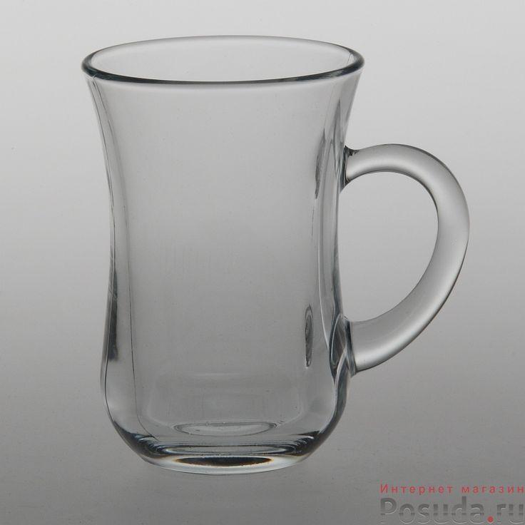 Набор стаканов для чая KEYIF 6 шт.145 мл