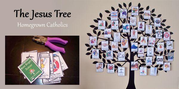 The Jesus Tree for Lent