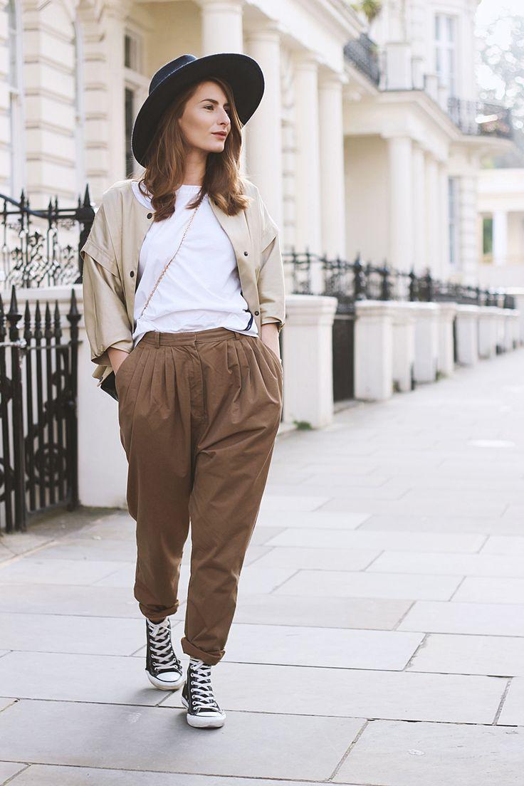 Converse blogger street style
