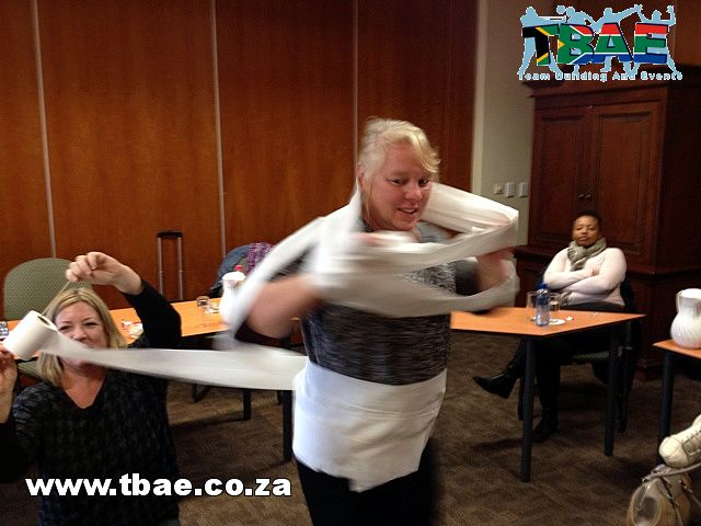 Nedbank Minute To Win It Team Building Muldersdrift