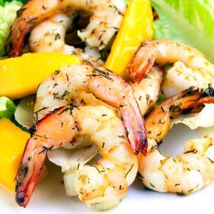 Prawn, Mango and Avocado Summer Salad Recipe - IGA
