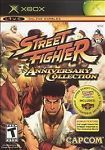 Street Fighter Anniversary Collection  (Microsoft Xbox, 2005) Complete #xbox #gamers #retro