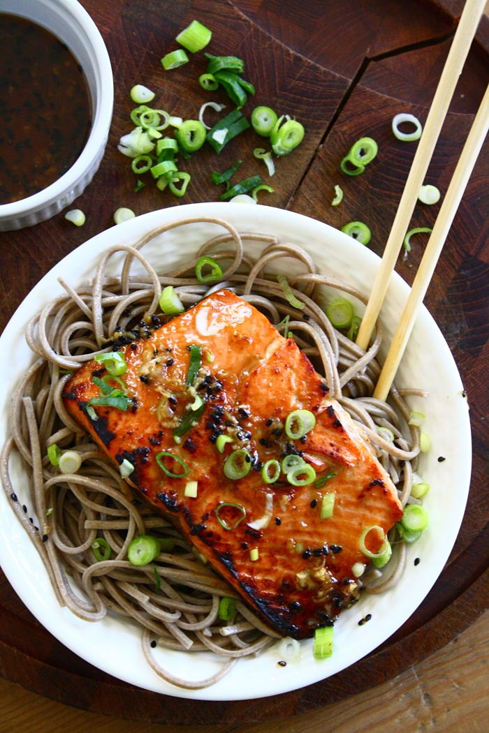 25+ best ideas about Soba noodles on Pinterest | Tomato cream sauces ...