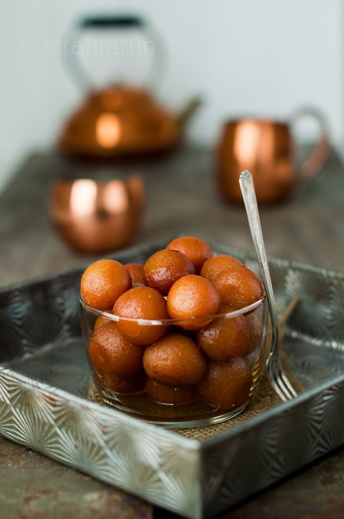 Coconut Cream Gulab Jamuns...Now I'm craving Gulab Jamun!!! any sort would be fine really: