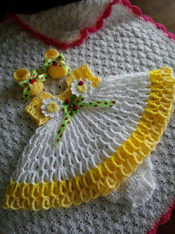 No written pattern but use as a visual crochet pour enfants Pint ...
