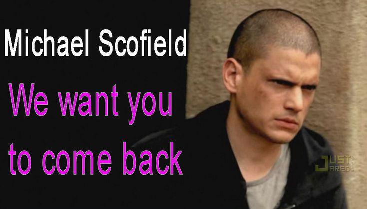 famous prison break quotes | Prison Break Prison Break season 5 - We miss Michael Scofield!!!