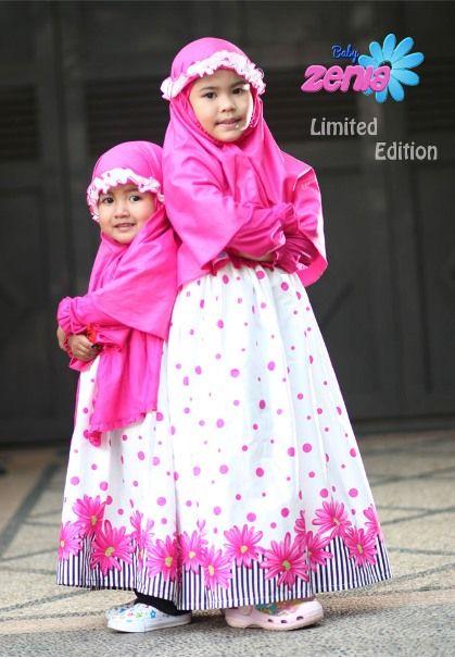 Baby zenia adalah produsen fashion branded bandung jual Baju gamis terbaru di bandung