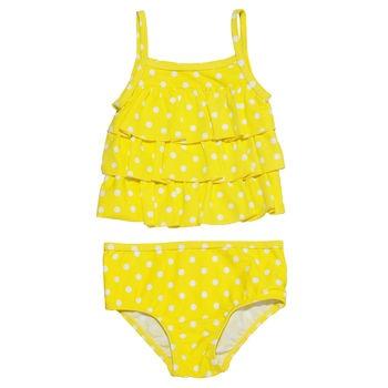 Carter's: Polka Dot Ruffled 2-Piece Swimsuit, $19.60