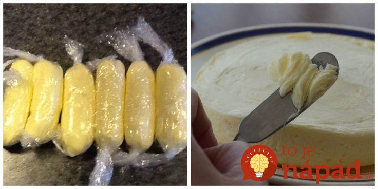Maslo je čoraz drahšie a stále častejšie nám v obchodoch podsúvajú menej kvalitné náhrady, ktoré žiaľ s originálnym mliečnym výrobkom nemajú takmer nič spoločné. Naučte sa jednoduchú fintu, ako vyrobiť poctivé maslo doma, z jednej prísady. Je neskutočne chutné a to z obchodu sa mu nemôže rovnať!
