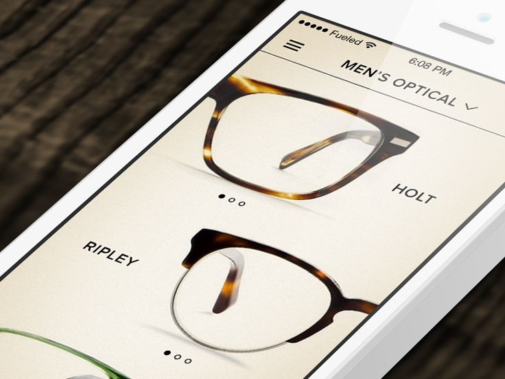 Men's Optical by Fueled