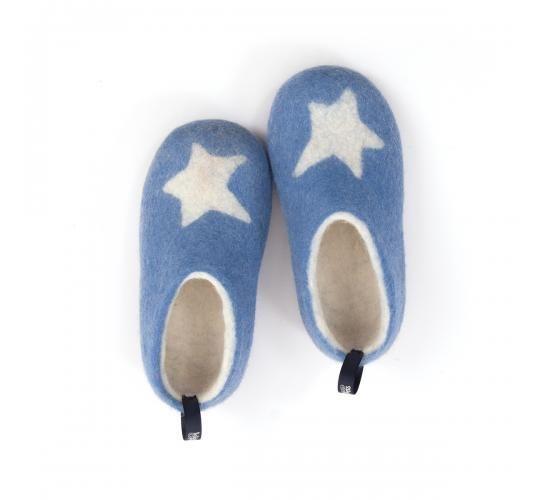 Wooppers Kids STAR γαλάζιο